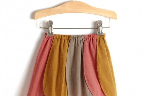 Little Lief Petal Skirt - looks like it could be used for