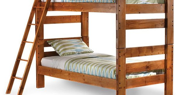 Solidly Crafted Beds Stylish Quality Beds Furniture Row Wesley 39 S Room Pinterest Bunk Bed