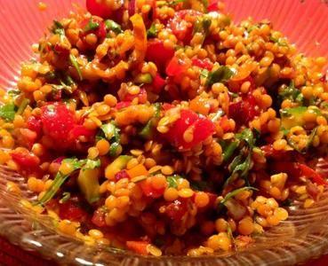 28+ Rezept rote linsen salat ideen