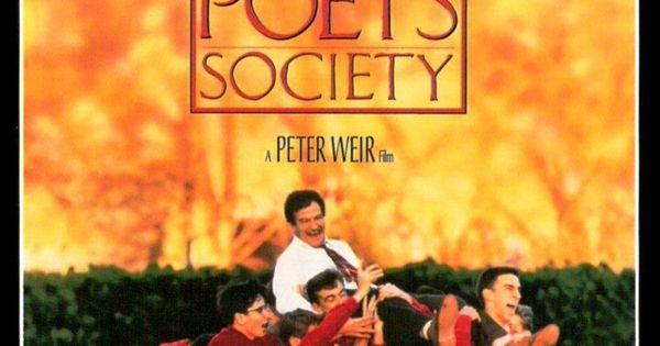 Dead Poets Society. 1989. My favorite movie, EVER!!!!!!