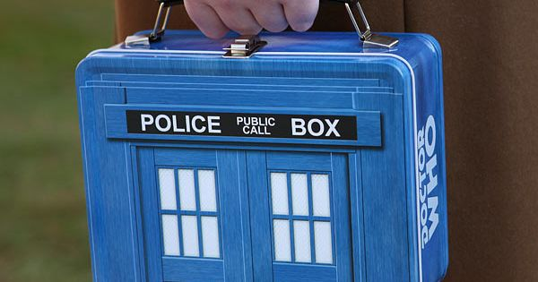 dr who lunchbox! I so want one!!!