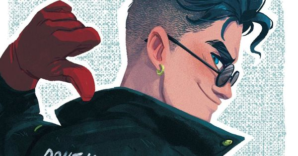 Convergence: Superboy #1 by Babs Tarr * | *Artist: Babs ...