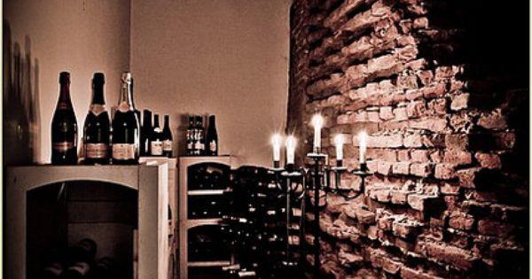 De wijnkelder van kasteel heeswijk trouwlocatie pinterest wine cellars - Deco wijnkelder ...