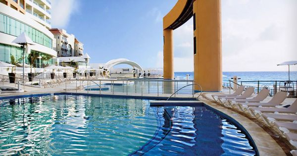 Groupon All Inclusive Vacation To Beach Palace Cancun