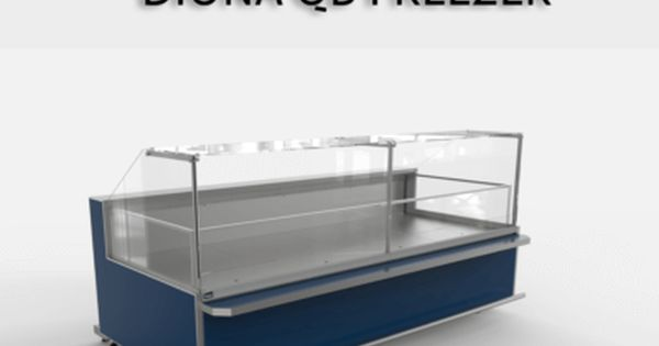 ثلاجات عرض بانوراما تبريد وتجميد لعرض اللحوم والمنتجات البحرية والجبن تتميز بسطح الشاشة على نطاق واسع للحصول على رؤية Display Refrigerator Coffee Table Decor