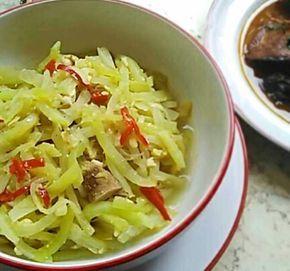 Tumis Labu Siam Resepkoki Co Resep Masakan Indonesia Resep Masakan Masakan Indonesia