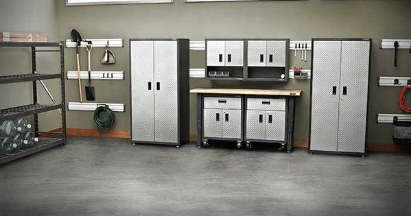 Gladiator medium garage piece package