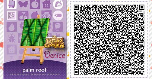 Roof Designs Animal Crossing Qr Codes Animal Crossing Animal Crossing 3ds
