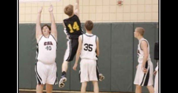 Epic Block // funny pictures awww poor kid