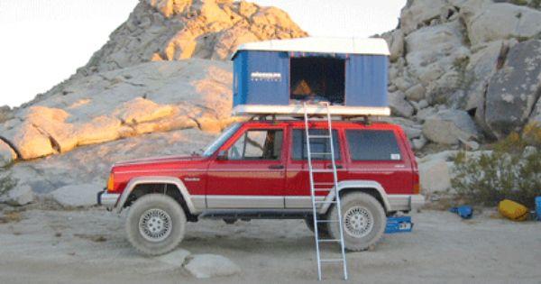 Jeep Cherokee Xj Tent Http Www Autohomeus Com Products M