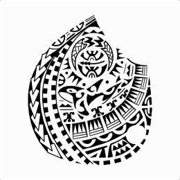 Tattoo Of Tattoo Tribes Tattoos Oceania Tattoos From The