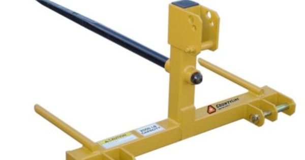 3 Point Hitch Scissor Lift : Countyline pt super spear tractor supply co