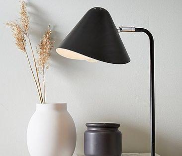 Bordslampa Nathan | Bordslampa, Bordslampor, Lampor