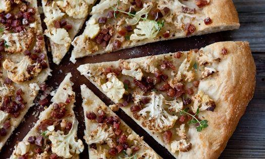 Pizza, Gluten and Flatbread pizza on Pinterest