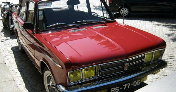 1970 Fiat 125 Special Mit Bildern Fahrzeuge