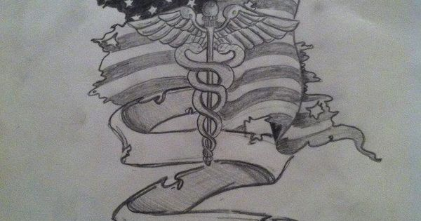 Tattoo design. Combat medic. Army. Custom.   #dalydesigns   Pinterest   Combat medic, Tattoo ...