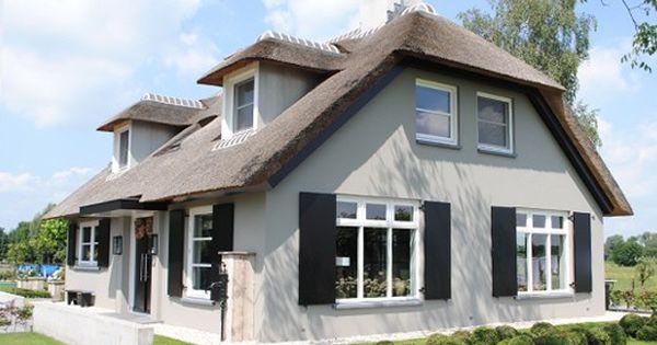 Dit huis heeft wel het meeste weg van wat wij willen qua kleurencombinatie en stijl - Ontwerp buitenkant ontwerp ...