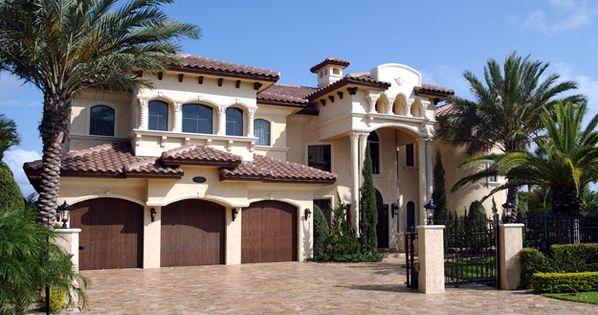 Mi casa casas y fachadas pinterest planes de casa de - Mansiones de ensueno ...