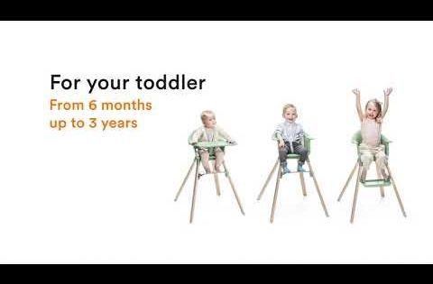 Des Repas En Toute Simplicite Les Parents Nous Ont Explique Ce Qui Compte Le Plus Au Moment Des Repas En Famille Et Nous Les In 2020 Stokke Baby High Chair High Chair