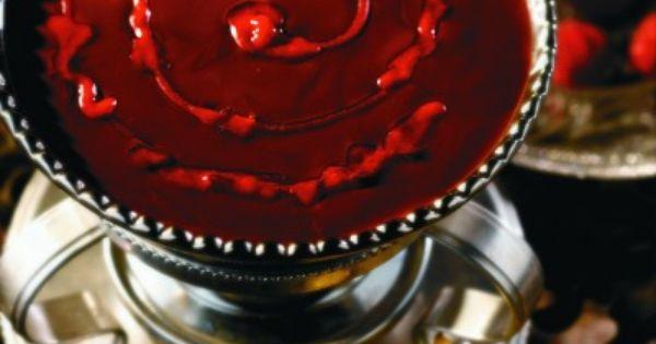 Copy Cat Melting Pot Dark Chocolate Raspberry Fondue | Melting pot ...