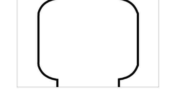 Tegn en følelse/ansigt på lego manden | ASF - ADHD mm. på Dansk | Pinterest | ADHD