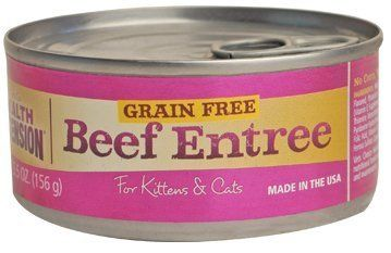 Health Extension Beef Entree Canned Cat Food Click On The Image For Additional Details This Is An Affiliate Link Canned Cat Food Cat Food Storage Cat Food