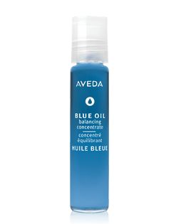 Aveda Blue Oil Balancing Concentrate Peppermint Chamomile Amazingness For Tension Headaches Sore Muscles Etc Aveda Skin Care Beauty