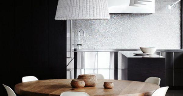 Varia. Apartment renovation Julian Thompson.  interior  Pinterest