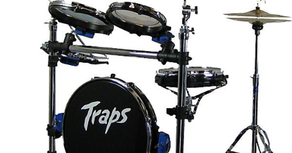 traps drums a400 portable acoustic drum set more acoustic drum set acoustic drum and drum. Black Bedroom Furniture Sets. Home Design Ideas