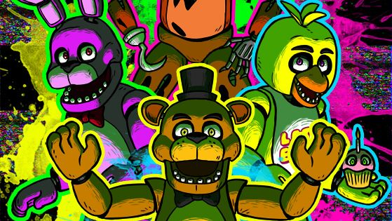 Five Nights At Freddy's by on