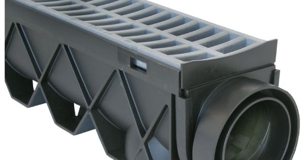 Trench Amp Channel Rain Drains The Complete Surface Water