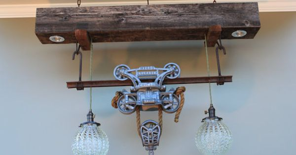 Hay Barn Trolley Lighting Pinterest Light Images And