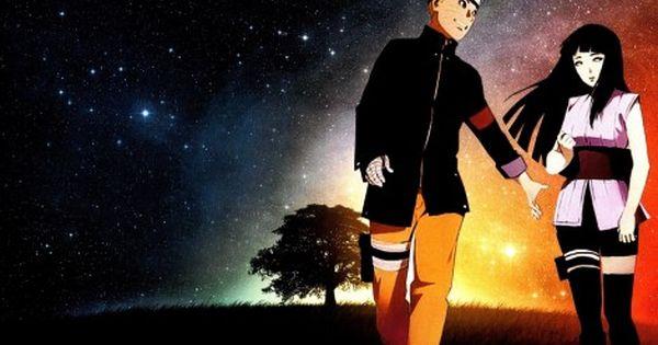 Naruto And Hinata The Last Movie HD Wallpaper