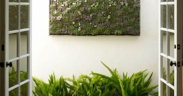 Jardines contemporaneos peque os inspiraci n de dise o for Diseno de jardines interiores pequenos