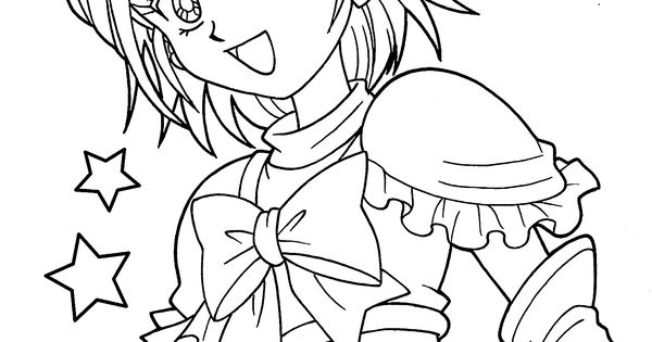 oasidelleanime precure coloring pages - photo #36