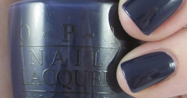 "OPI ""Roadhouse Blues"" Fall 2011 Love it!"