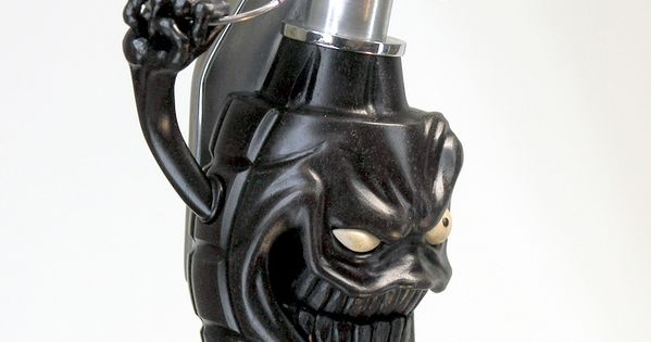 Very Cool Version Of The Classic Quot Grenade Quot Shift Knob