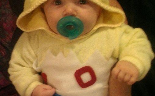 Baby Togepi Pokemon Costume Halloween
