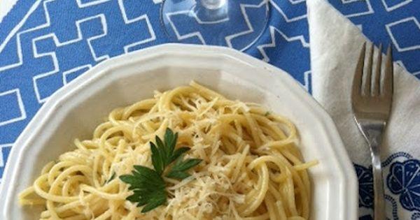 Midnight pasta, Barefoot contessa and Barefoot on Pinterest