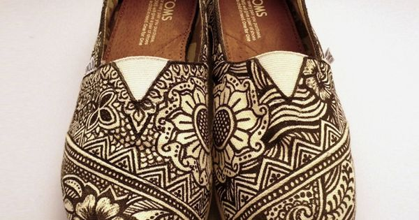Henna Toms. TOMSshoes TOMS Shoes OneforOne One for One StyleYourSole Style Your