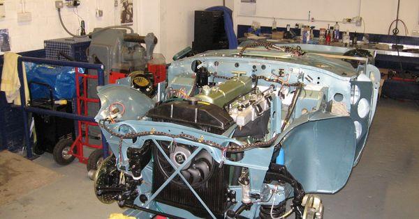 Milford Vintage Engineering Ltd: AUSTIN HEALEY 3000  Austin Healey  Pinterest  Austin healey ...