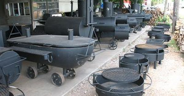 how to build a bbq smoker plans
