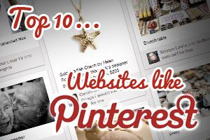 The Top 10 Best Websites Like Pinterest Pinned From All My Favs Cool Websites Book Marketing Website