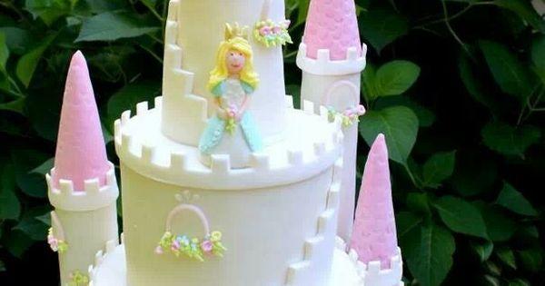 Cake Decorating Classes Dorset : Mooie prinsessen taart - Prinsessenfeest Pinterest