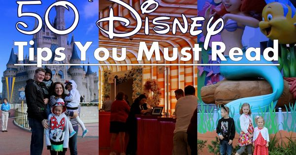 Great tips for your next Disney trip!