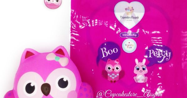 Squishy Bunny Instagram : boo-the-owl-squishy-cute-kawaii-rare-squishy-shop-cute-cool Squishies/Squeeze Toys Pinterest ...