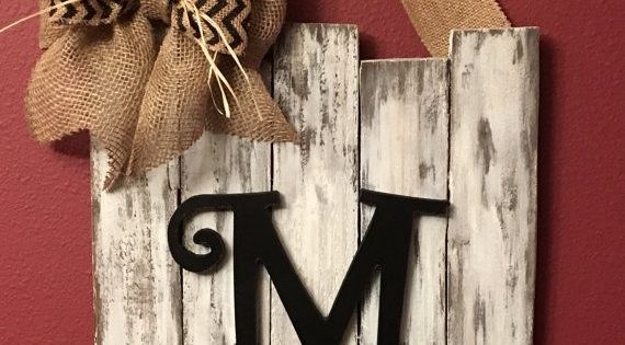 the letter a handcrafted from pinewood these signs come stained or 2858
