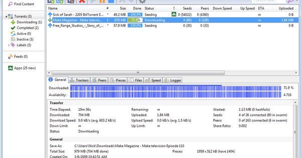BitTorrent 7.9.5 Build 41629 Crack All Version Windows ...