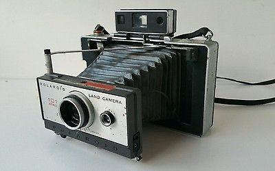 Vintage Mid 1960 39 S Polaroid 101 Automatic Land Camera Manual Amp Cold Clip 193x Vintage Polaroid Camera Polaroid Camera For Sale Vintage Polaroid