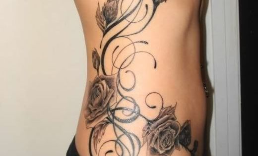 FLOWER TATTOO IDEAS FOR GIRLS1 Tattoos Designs The